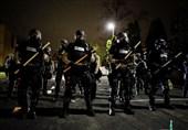 زخمی شدن 4 مامور پلیس آمریکا در اعتراضات ساکرامنتو