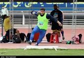 نفرات برتر 3 ماده رقابتهای بینالمللی دو و میدانی مشهد مشخص شدند