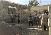 جهادگران راهیان شهادت 2 مدرسه در یکی از مناطق محروم ساختند