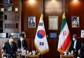 لاریجانی یستقبل رئیس وزراء کوریا الجنوبیة