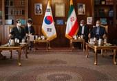 نخستوزیر کرهجنوبی با لاریجانی دیدار کرد