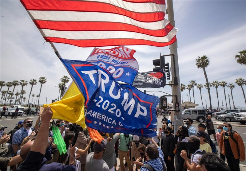 Police Say 12 Arrested in Huntington Beach As Demonstrators Clash