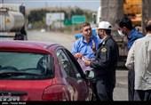 بیش از 2000 خودروی غیربومی در همدان اعمال قانون شدند