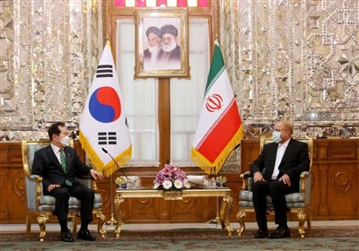Parliament Speaker Demands Swift Release of Iran's Assets in S. Korea