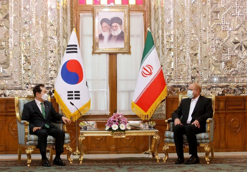 Parliament Speaker Demands Swift Release of Iran's Assets in S. Korea