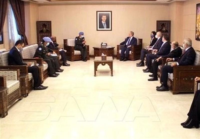 سوریا تطالب بالکشف عن انتهاکات العدو الإسرائیلی لاتفاقیة فصل القوات