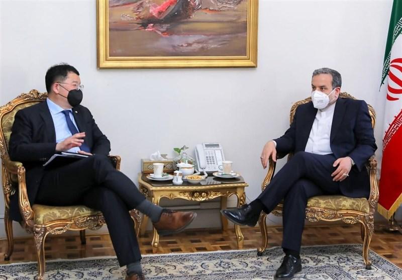 عراقچی: بلوکه کردن منابع مالی ایران موجب از دست رفتن جایگاه کره جنوبی نزد ملت ایران شده است