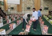 در آستانه ماه مبارک رمضان،200 بسته معیشتی در روستاهای سیریک توزیع شد+تصاویر