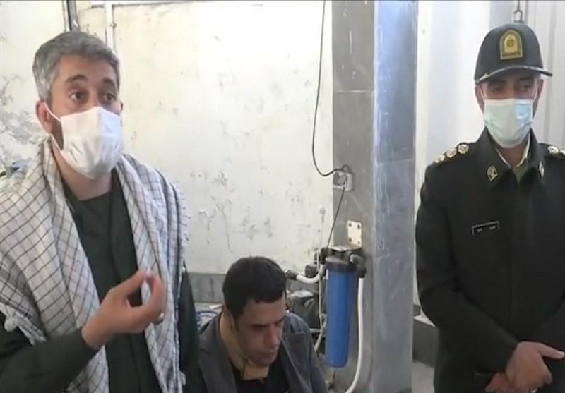 دلجویی رئیس بنیاد شهید و امور ایثارگران کشور از جانباز بابلسری/ بازداشت اهانتکننده به جانباز نخاعی + فیلم