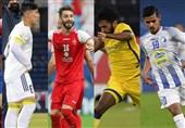 عبدی و قایدی در بین ستارههای جوان لیگ قهرمانان آسیا