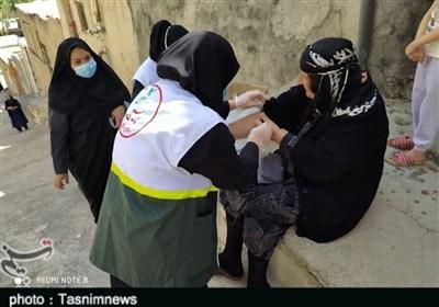 تیمهای پزشکی جهادی بسیج به منطقه محروم «گِل سفید» خرمآباد اعزام شدند+تصاویر