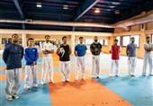 پایان مرحله دهم اردوی تیم ملی کاراته آقایان