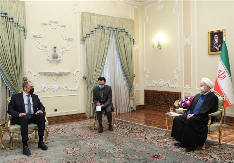 روحانی: باز کردن پای رژیم صهیونیستی به خلیج فارس، اقدامی خطرناک است