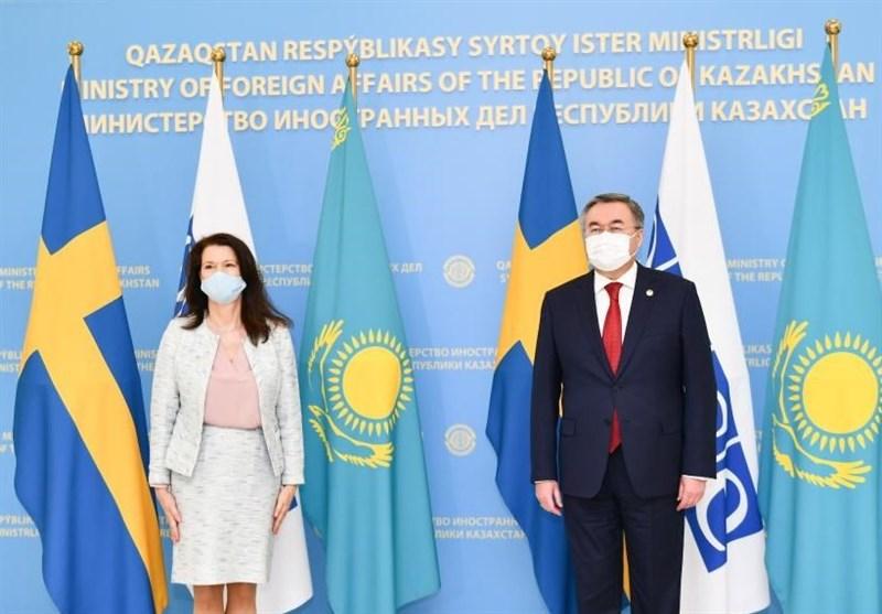 ابعاد و پیامدهای سفر رئیس سازمان امنیت و همکاری اروپا به آسیای مرکزی
