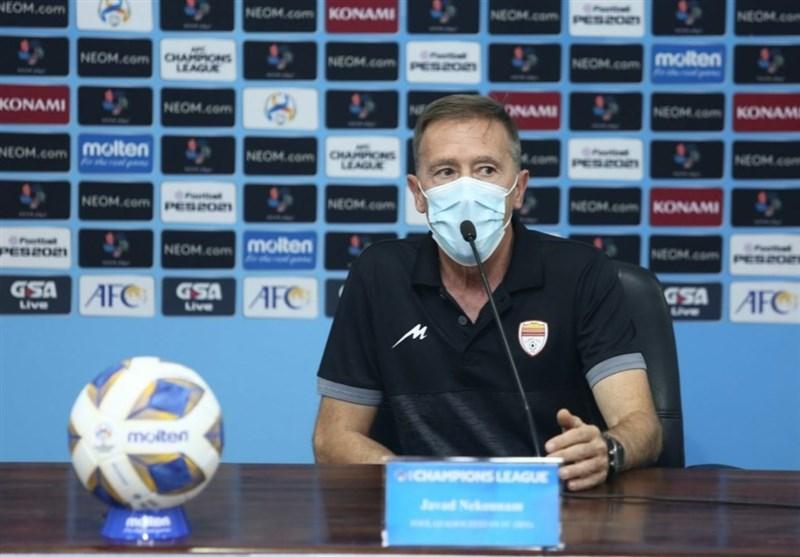 مربی فولاد: در آسیا تیم دست و پا بستهای وجود ندارد/ مقابل النصر به دنبال سه امتیاز هستیم