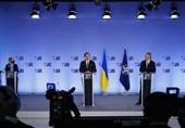 آمریکا و ناتو از مواضع اوکراین در برابر روسیه حمایت کردند