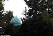 آرامگاه عطار نیشابوری از عارفان، صوفیان و شاعران ایرانی در سده ششم