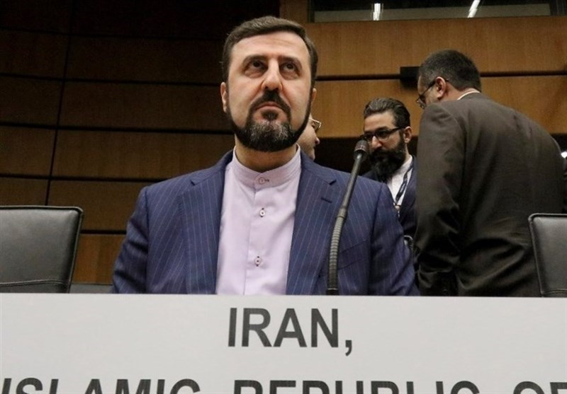 Iran's Envoy: Incident at Natanz Site Amounts to 'Criminal Nuclear Terrorism'