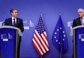 گفتوگوی تلفنی بلینکن با مسئول سیاست خارجی اتحادیه اروپا درباره برجام