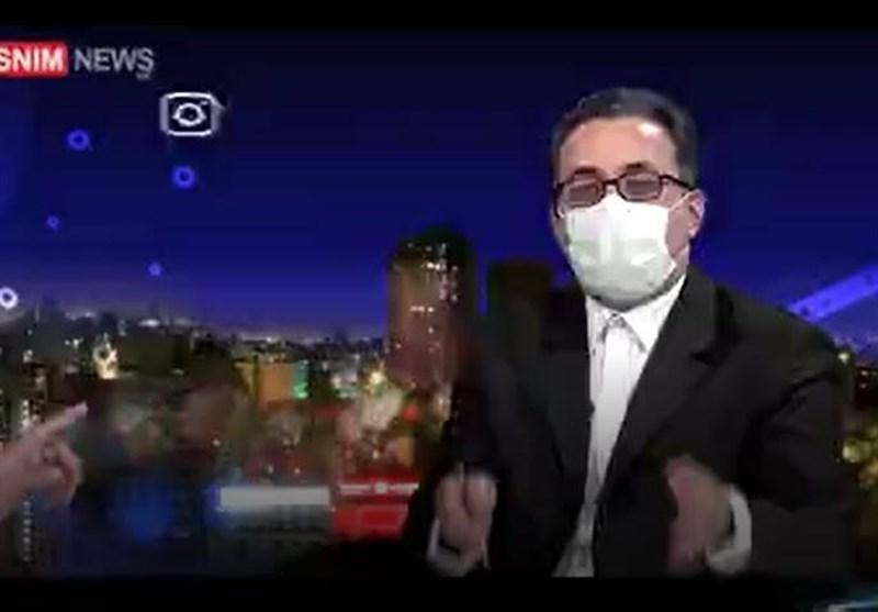 فیلم| درگیری لفظی مجری با مسئول دولتی