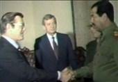 «پاسخ به نبرد مخفی با ایران»-6/ صهیونیستها و آمریکا در طول جنگ به صدام متعهد ماندند