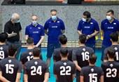 پیگیری تمرینات تیم ملی والیبال با معارفه توتولو