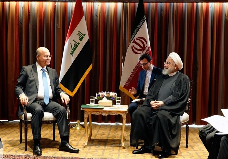 Iran Deplores US' Ambiguous Activities along Iraq-Syria Border