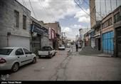 استان کرمانشاه در قرنطینه + فیلم