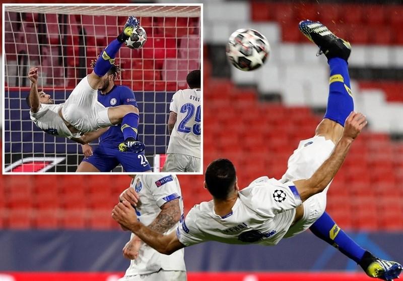 Taremi's Overhead Kick Wins UEFA Champions League Goal of Week