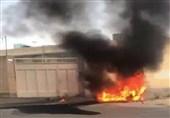 سقوط پهپاد آموزشی در شاهینشهر / حادثه هیچ خسارت جانی به همراه نداشت