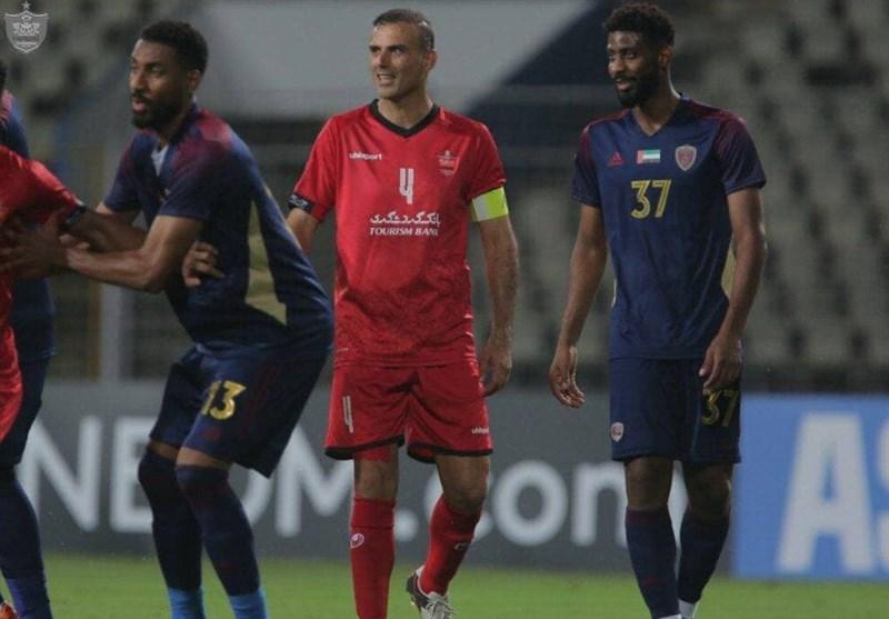 سیدجلال حسینی در تیم منتخب هفته سوم مرحله گروهی لیگ قهرمانان آسیا + عکس