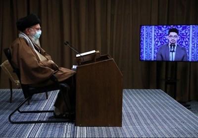 قائد الثورة : یجب ان لا تکون المفاوضات استنزافیة / امریکا لا تسعى الى قبول الحقیقة فی المفاوضات