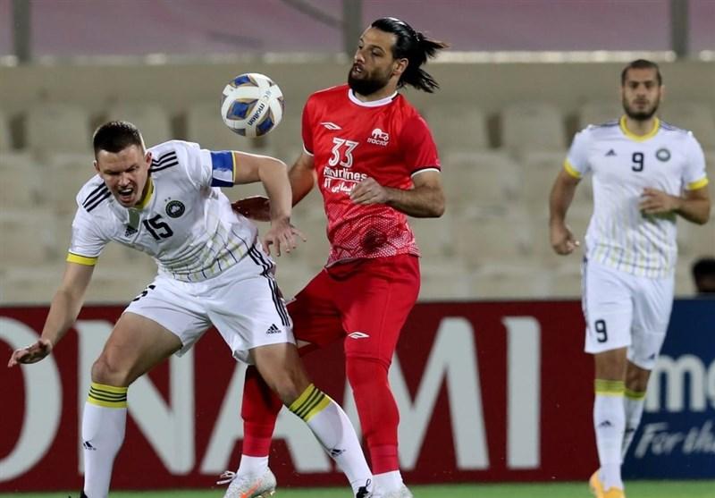 عباسزاده بهترین بازیکن هفته لیگ قهرمانان آسیا شد