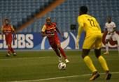 لیگ قهرمانان آسیا| تساوی فولاد و النصر در 45 دقیقه نخست