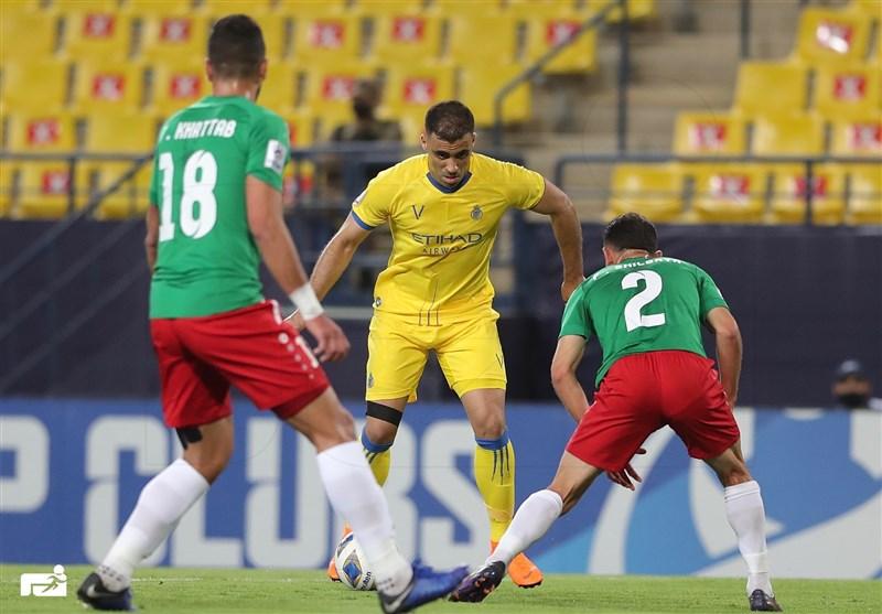 3 بازیکن النصر در آستانه بازی با فولاد کرونا گرفتند