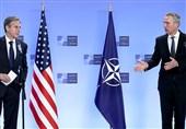 حمایت مجدد آمریکا و اعضای ناتو از مواضع اوکراین در قبال روسیه
