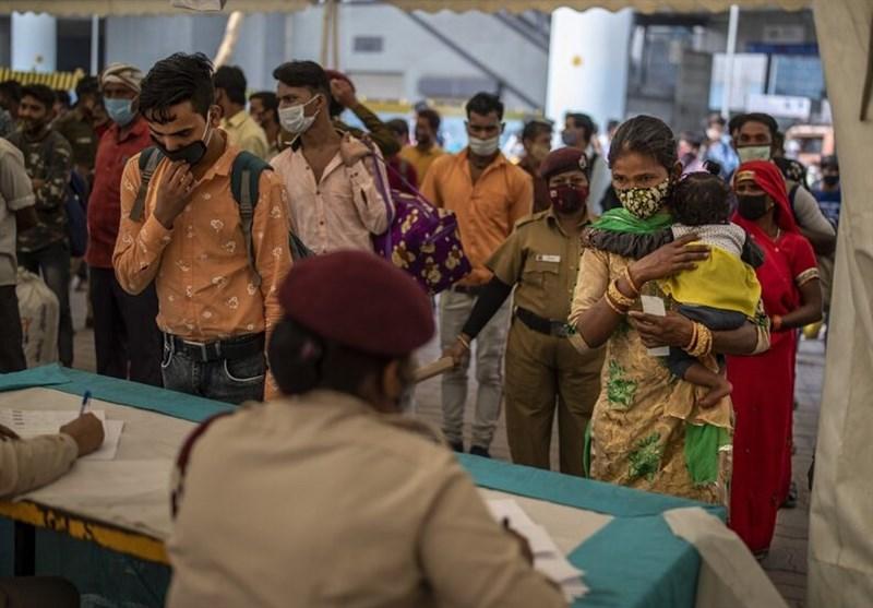 India's Daily Coronavirus Cases Exceed 200,000