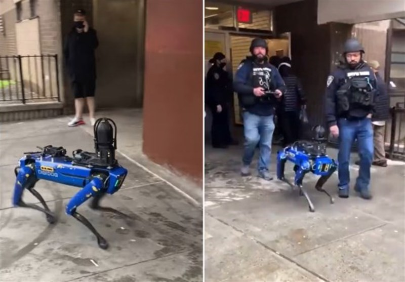 New Yorkers Freak Out As NYPD Deploys 'Weaponized Robot' (+Video)