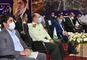 «طرح استحصال اتان» در استان فارس با فرمان رئیسجمهور به بهرهبرداری رسید