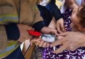 رهاسازی دست کودک 3 ساله از کفشوی حمام+ تصاویر