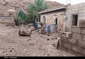 ستاد اجرایی فرمان امام (ره) در کنار مردم سیل زده روستای پشوئیه + فیلم