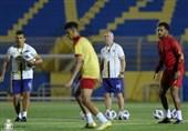 نخستین تمرین النصر با سرمربی برزیلی