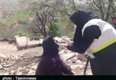تیمهای بهداشتی و درمانی بسیج به منطقه محروم «تیکه ضرون» کوهدشت اعزام شد+تصاویر