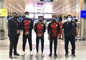 تیم ملی تریاتلون عازم ژاپن شد