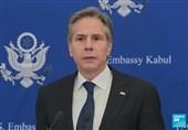 بلینکن: هیچکس در افغانستان از جمله طالبان نفعی در جنگ داخلی ندارد