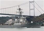 ادعای پنتاگون درباره علت تغییر مسیر کشتیهای آمریکایی از دریای سیاه
