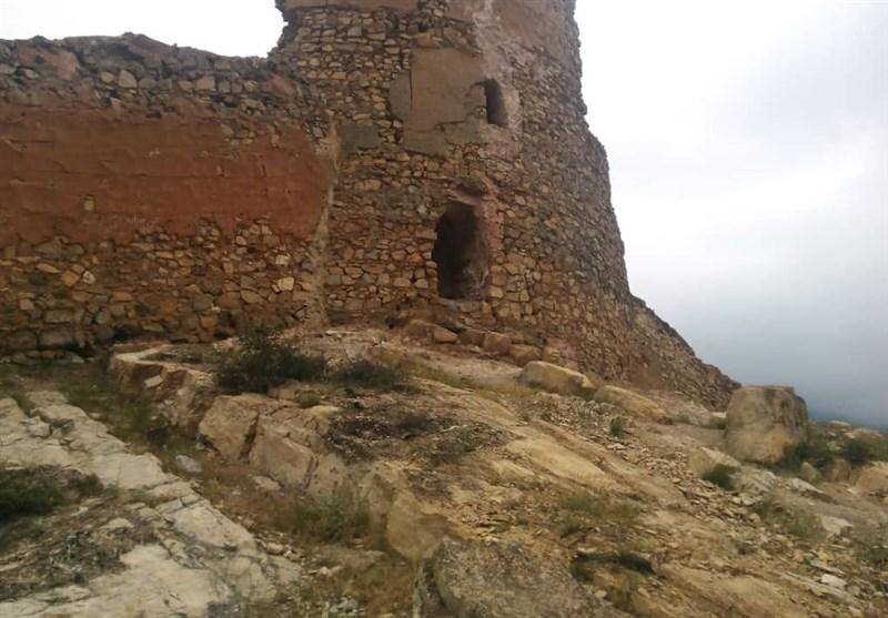 خودنمایی قدرتمندترین بنای تاریخی شمال ایران در سوادکوه+ تصاویر