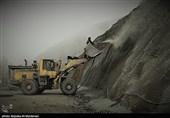 آخرین وضعیت پیشرفت ساخت قطعه 2 آزادراه تهران- شمال