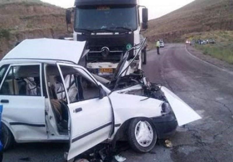 تصادف در بیرانشهر 5 کشته و یک مصدوم بر جای گذاشت