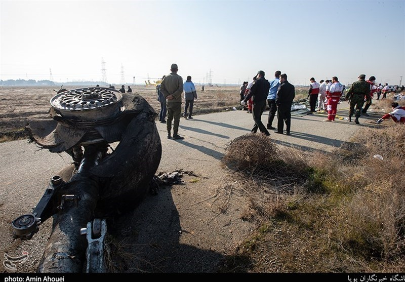 Iran Rejects Ukrainian Official's Comment on Flight 752 Crash